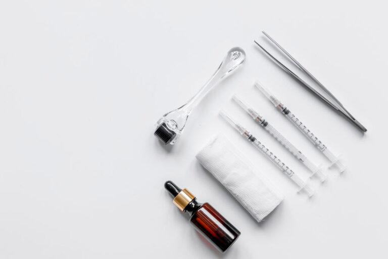 kit médico ácido hialurónico