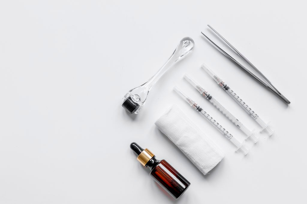 kit médico ácido hialurónico inyectable